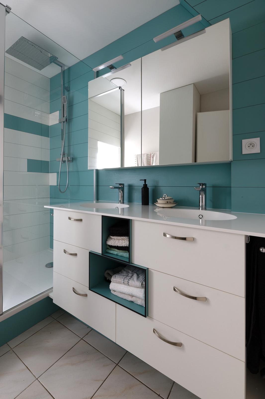 Rénovation salle de bains à Bourg-en-Bresse, Châtillon-sur-Chalaronne
